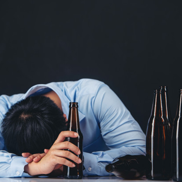 Alcohol use and illicit drug use